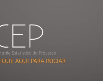 Controle Estatístico de Processo - CEP