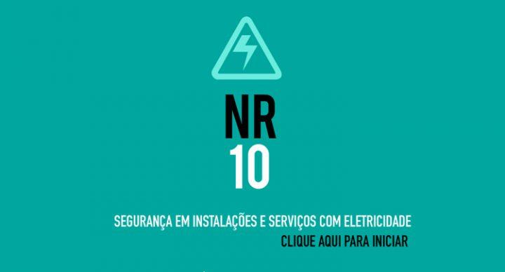 NR-10 - Segurança em Instalações e Serviços em Eletricidade