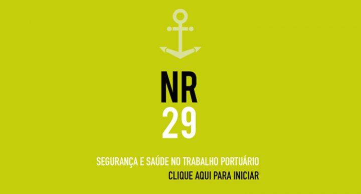 NR 29 - Segurança e Saúde no Trabalho Portuário