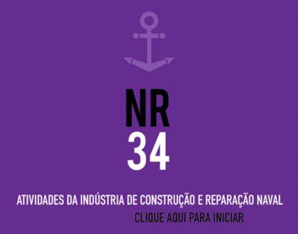 NR-34 - Curso básico de Segurança para Trabalhos a Quente