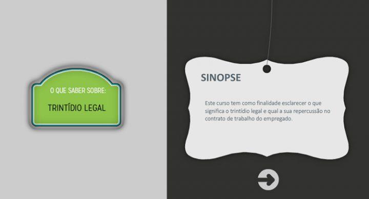 Trintídio Legal