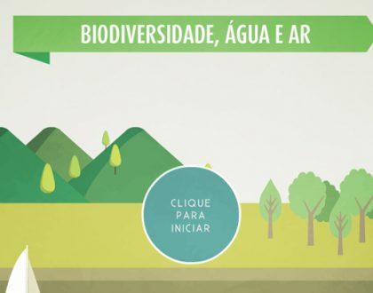 Biodiversidade, Água e Ar