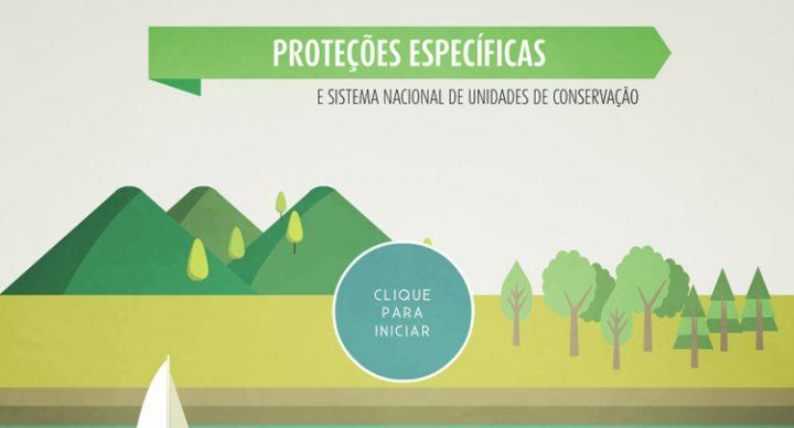 Proteções específicas do meio ambiente e sistema nacional de unidades de conservação