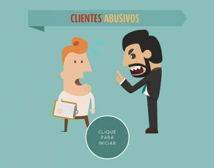 Como lidar com clientes abusivos e agressivos