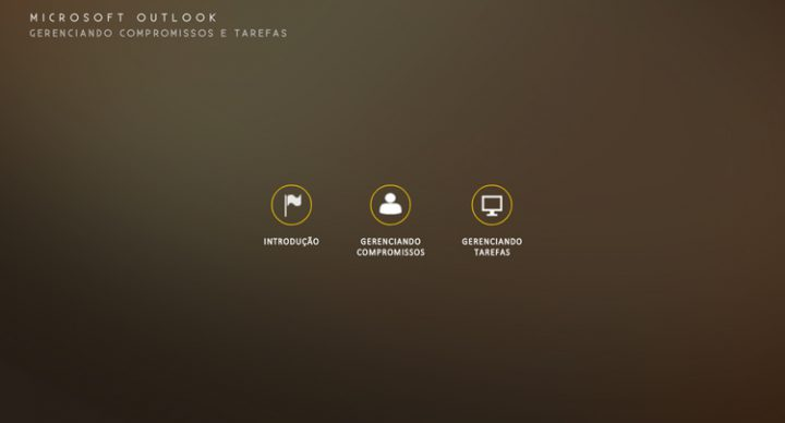 Microsoft Outlook – Gerenciando compromissos e tarefas