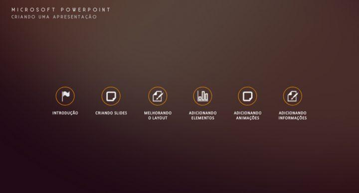 Microsoft PowerPoint – Melhorando Apresentações