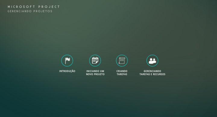 Microsoft Project – Intermediário