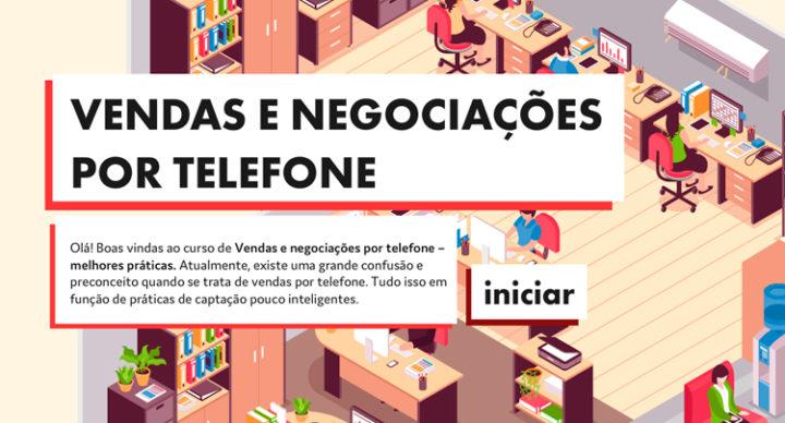 Vendas e Negociações por Telefone
